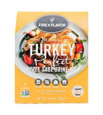 and flavor turkey brine flavor turkey apple brine kit 16 6
