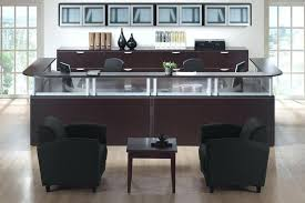 u shaped reception desk two person reception desk black u shaped reception desk curved 2