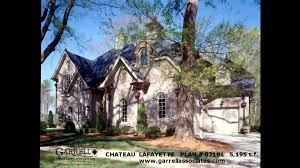 chateau house plans the chateau lafayette house plan 02191 by garrell associates