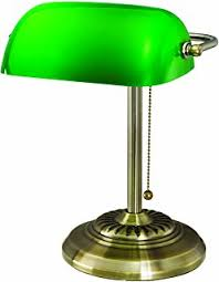 antique green bankers l rudy bankers desk l 15 h green glass shade with polished gold