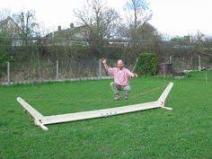 Backyard Slackline Without Trees Slackline Without Trees How To Build An A Frame Yards