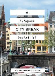 best 25 european breaks ideas on cheap european