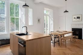 ikea kitchen cabinets review malaysia in this edinburgh kitchen ikea cabinetry is unrecognizable