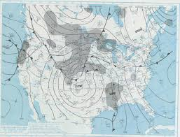 Surface Map Denver U0027s Top Five March Snowstorms