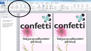 create invitations how to make your own wedding invitations confetti co uk