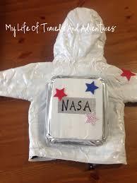 Halloween Astronaut Costume Travels Adventures Homemade Astronaut Costume