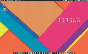 environnement bureau linux capture d écran de vos bureaux page 53 malekal s forum