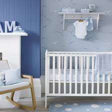 Decorating A Baby Nursery Nursery Decorating Ideas Ideal Home