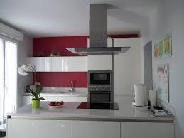 mur cuisine framboise nouveau cuisine mur deco
