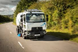renault trucks johnston sweepers invests in renault trucks truck news