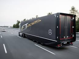 semi truck pictures mercedes is making a self driving semi to change the future of
