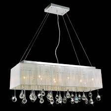 Rectangle Chandeliers Contemporary Rectangular Chandeliers Best Contemporary