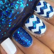 best 25 blue glitter nails ideas only on pinterest sparkly nail