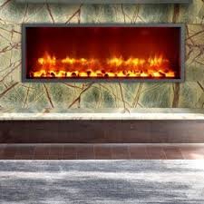 Electric Wall Mounted Fireplace Wall Mounted Fireplaces