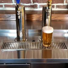 Stainless Steel Beer Faucet Drip Tray Stainless Steel