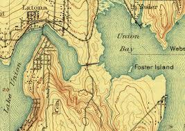 Lake Washington Map by Maps U2013 Hidden Hydrology