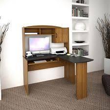 Corner Desk Furniture Student Computer Desk W Hutch Home Office Table Furniture Corner