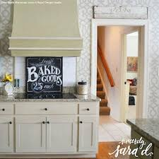 kitchen stencil ideas on kitchen stencil ideas 91 on interior decor design with kitchen