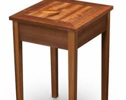 Mahogany Side Table Mahogany Side Table Etsy