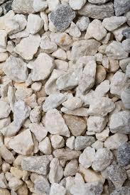 white quartz decorative landscaping rock available here vista