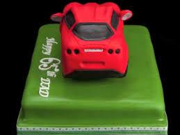 corvette birthday corvette birthday cake