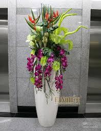 Copper Flower Vase Vases Designs Large Flower Vases Painted Copper Large Flower