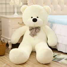 lovely white lovely white teddy bear with bow tie super soft plush toys stuffed