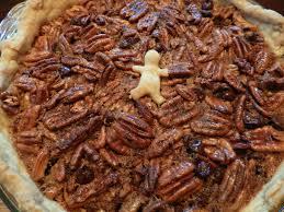 paula deen thanksgiving pecan pie southern cooking the flaming pot holder