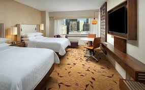 seattle lodging deluxe rooms sheraton seattle hotel