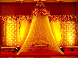 decoration for indian wedding indian wedding decoration ideas at home image collections