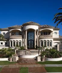 luxury mediterranean house plans mediterranean house designs exterior for well phenomenal