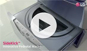 Pedestal Washing Machine Lg Twin Wash Lowe U0027s Canada