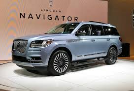 lincoln 2017 2017 nyias 2018 lincoln navigator makes production debut
