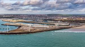 chambre de commerce boulogne sur mer vu d en haut le port de boulogne sur mer boulogne sur mer le