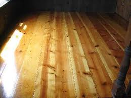 antique wide plank yellow pine wood floor refinish pictures and photos