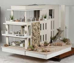 Modern Mini Houses by Modern Mini Houses Mchucla Contemporary Beach House 2 By Chris