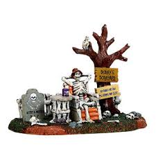 lemax spooky town lemax spooky town collection bone bridge accessory