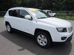 2016 used jeep compass 4wd 4dr latitude at landers ford serving