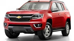 chevrolet trailblazer 2017 chevrolet trailblazer gets rendered in u s guise