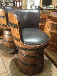 wine barrel bar stools best 25 wine barrel bar stools ideas on