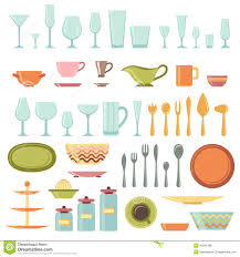 kitchen tools and equipment kitchen utensils and cookware icons set stock photo image 45266406