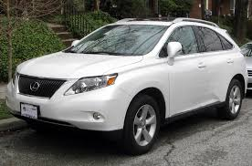 white lexus lexus rx 350 u2013 snow white of automobiles