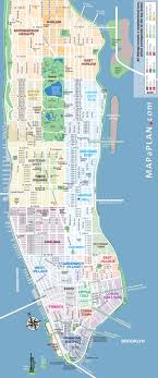 map of new york city with tourist attractions in three days new york top tourist attractions map new zone