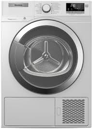 Clothes Dryer Not Heating Properly Blomberg Dhp24412w 24 Inch 4 1 Cu Ft Ventless Electric Dryer