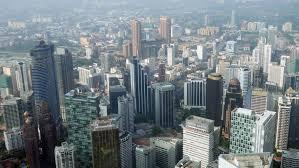 Chicago usa june 2016 aerial chicago illinois usa hancock