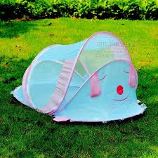 Travel Mosquito Net For Bed Mosquito Netting Tents Cartoon Dog Duck Pattern Infant Travel Cot