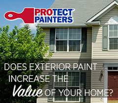 exterior paint increases home value