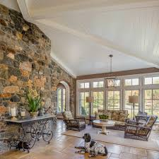 Windows To The Floor Ideas Sunroom Tile Floor Ideas Sunroom Traditional With Tile Flooring