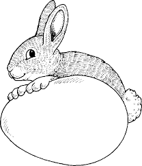 downloads coloring easter bunny coloring pages 49