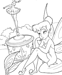 tinkerbell and coloring pages u2014 allmadecine weddings tinkerbell